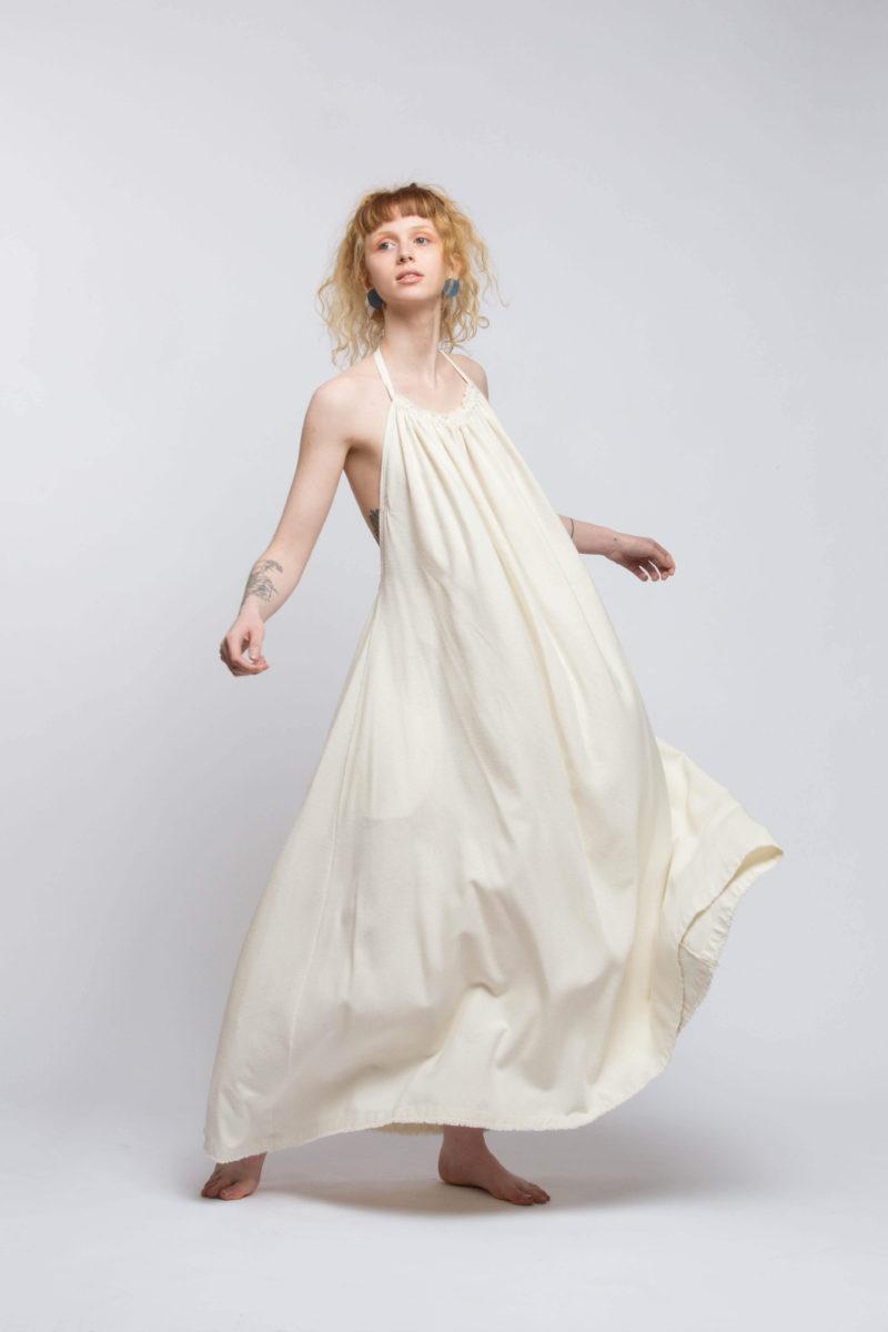 Tent Dress (Halter Dress)  sc 1 st  textilehaus & Tent Dress (Halter Dress) u2014 TEXTILEHAUS